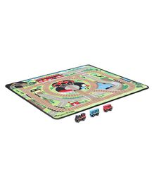 Melissa & Doug Train Rug Playset - Multicolor