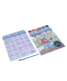 Melissa & Doug Paint with Water Book - 20 Pages