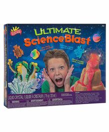 Scientific Explorer Ultimate Science Blast - Multicolor