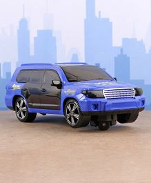 Battery Operated Toy Car - Blue