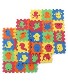 Animal Puzzle Pack Of 36 - Multicolor
