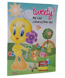 Imagician Playthings Tweety My Copy Colouring Book - English