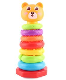 Ring Toss Stacking Toy - Multicolor