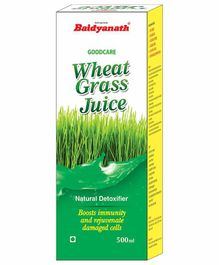 Baidyanath Wheatgrass Juice - 500 ml