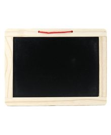 Tinykart Dual Sided Writing Board - Black White