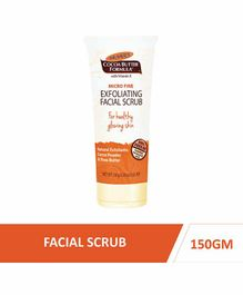 Palmer's Cocoa Butter Microfine Exfloating Facial Scrub -150 gm