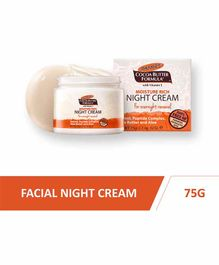 Palmer's Cocoa Butter Formula Moisture Rich Facial Night Cream - 75 gm