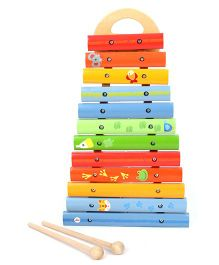 Sevi Wooden Xylophone - Multicolour