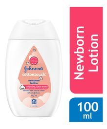New Johnson's Cottontouch Newborn Baby Lotion - 100 ml