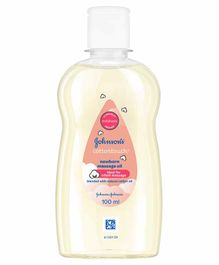 Johnson's Baby CottonTouch Newborn Massage Oil  - 100ml