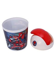 Marvel Spider Man Swing Bin - Red