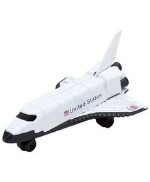 Siku Die Cast Funskool Space Shuttle - White