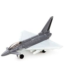 Siku Die Cast Funskool Jet Fighter - Grey