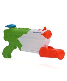 Nerf Soak Washout Water Blaster Gun - Green Orange