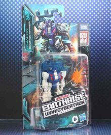 Transformers Earth Rise War for Cybertron Figure - Height 6 cm