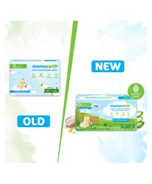 mamaearth Plant-Based Diaper Pants for Babies Size Small - 30 Pieces