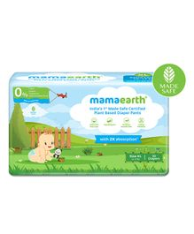 mamaearth Plant-Based Diaper Pants for Babies Size XL - 30 Pieces