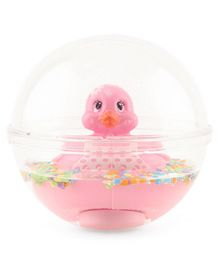 Fisher Price Watermates Duck Toy - Pink
