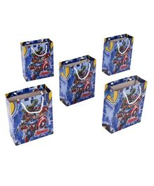 Disney Avenger Themed Gift Bags Multicolor - Pack of 5