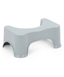 Baby Bath Stool - Grey