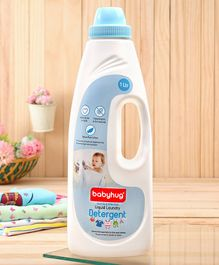 Babyhug Liquid Laundry Detergent - 1000 ml