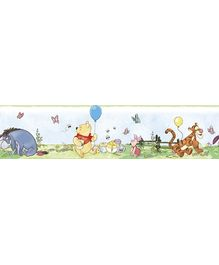 RoomMates Winnie The Pooh Toddler Border