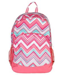 All Of Color Sunset Chevron Backpack