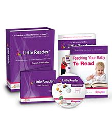 Brilliant Kids Little Reader French Curriculum Pro - French