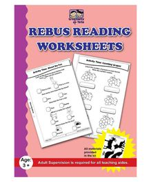 Creativity 4 Tots Stories Through Rebus Reading - 25 Pages