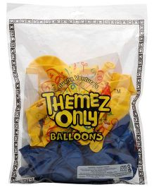 Themez Only Batman Rubber Play Theme Balloons - 50 Balloons