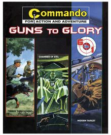 Shree Book Centre Commando Guns To Glory 6 In 1 - English