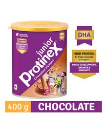 Protinex Junior Chocolate Flavour Tin - 400 gm