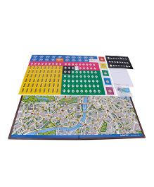 Funskool Scotland Yard - Multi Color