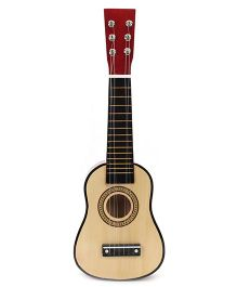 Simba Wooden Tunable Guitar - Beige