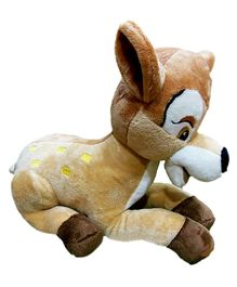 Soft Buddies Deer Soft Toy Brown Big - Height 24 cm