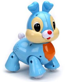 Mitashi Skykidz Pet Party Bunny - Sky blue