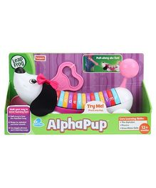 Leap Frog Alphapup Scout (Color May Vary)