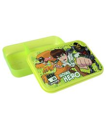Ben 10 Lunch Box - Green