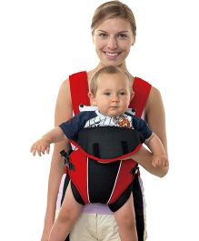 Tollyjoy Three Way Baby Carrier - Black