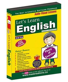 Lets Learn English (1 CD) - English