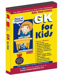 GK For Kids (1 CD) - English