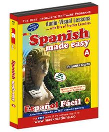 MAS Kreations Spanish Made Easy-A - Spanish