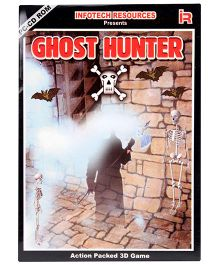 Infotech Resources Ghost Hunter 3D Action Game D ROM - English