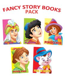 Dreamland Fancy Story Board Book Pack 2 - Set of 5