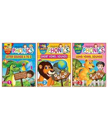 Dreamland Learn With Phonics Combo Pack - English
