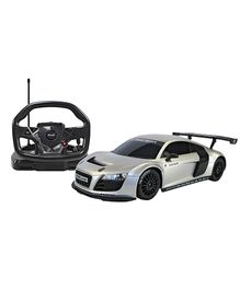 Rastar Remote Controlled Audi R8 With Steering Wheel Controller