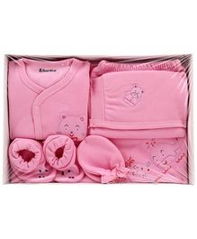 Child World Baby Gift Set Pink - Pack of 6