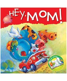 Macaw Hey Mom - English