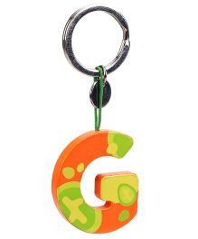 Sevi Key Ring Letter G