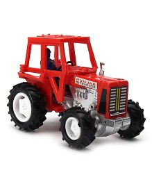 Speedage Punjab Tractor -  Red